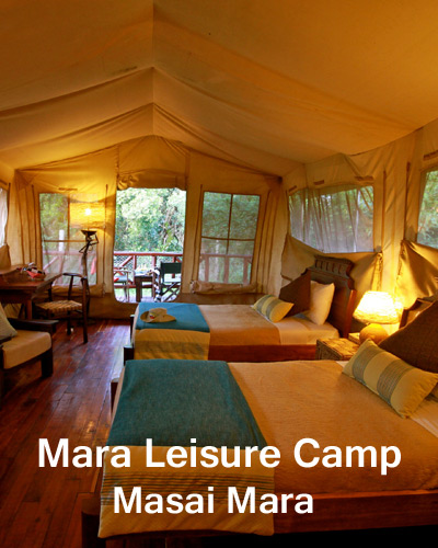 Mara Leisure Camp Masai Mara